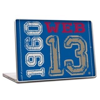 Pierre Belvedere 076610 Stitched Sticker for MacBook 13.3 inches