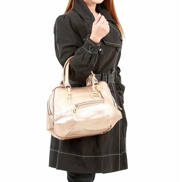 Fashion Top-handle Handbag Purse Tote Bag with Strap