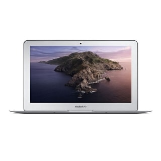 """Link to 11"""" Apple MacBook Air 1.3GHz Dual Core i5 - Silver Similar Items in Laptops & Accessories"""