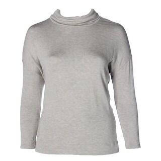 Lauren Ralph Lauren Womens Plus Tunic Sweater Modal Cowl Neck (3 options available)