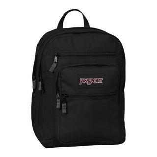JanSport Big Student Backpack Black - US One Size (Size None)