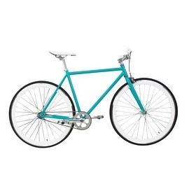 Zydek Fixed Gear Single Speed Fixie Road Bike with Flip Flop Hub