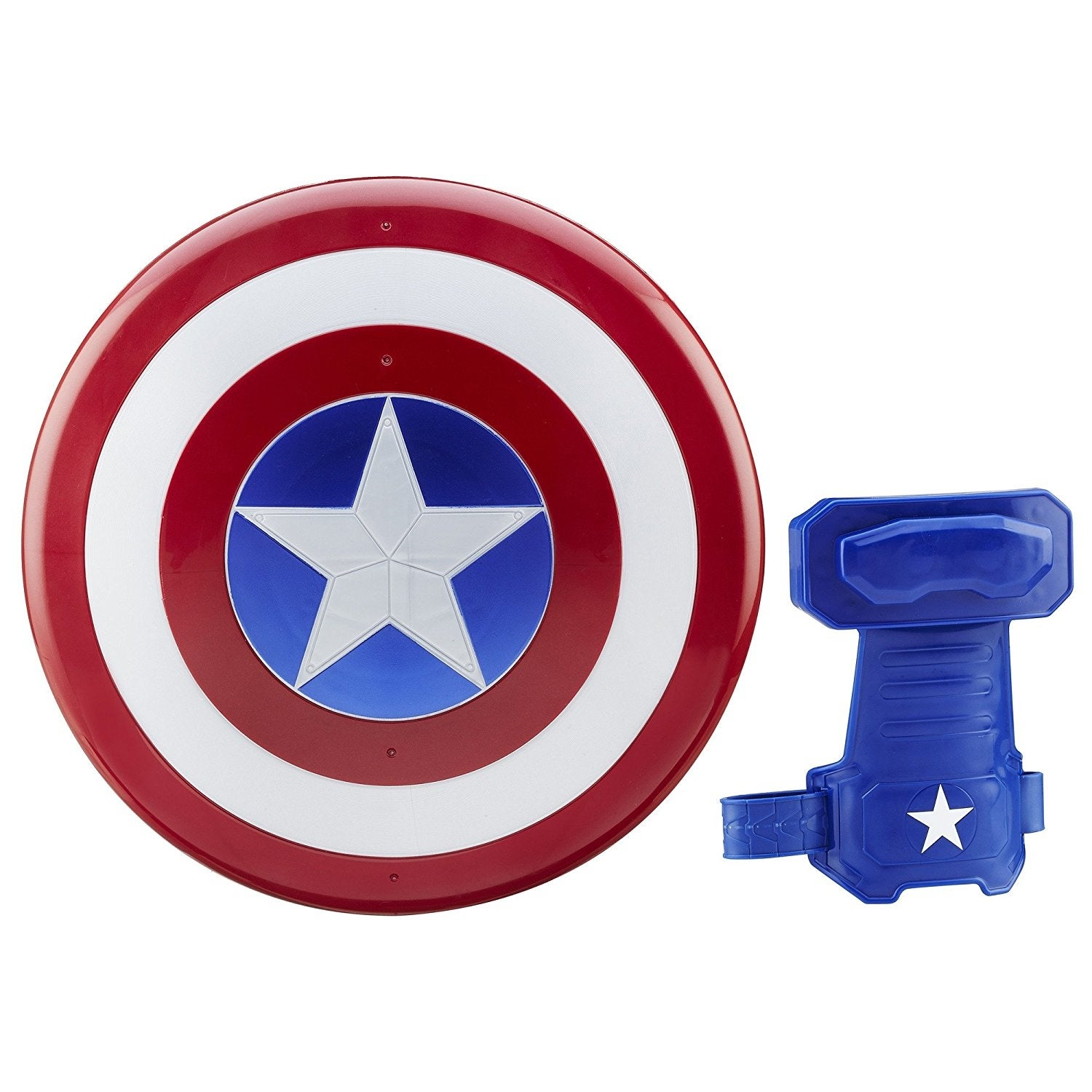 AVENGERS CAPTAIN AMERICA MAG SHIELD /& GUANTLET TOY