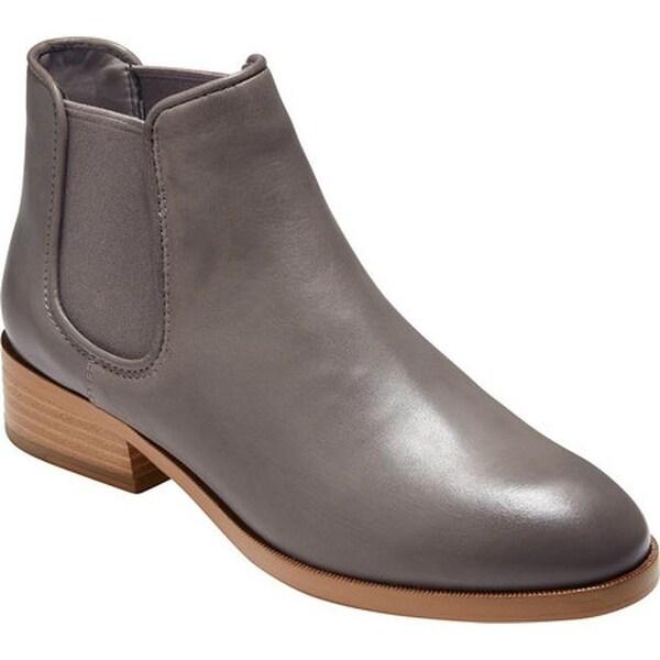 Ferri Chelsea Bootie Driftwood Leather