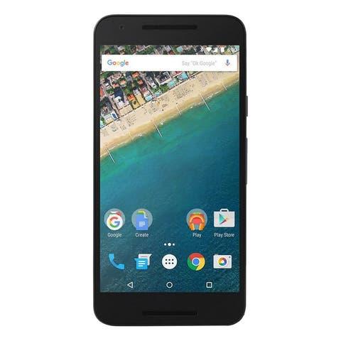LG Google Nexus 5X H791 32GB Unlocked GSM 4G LTE Hexa-Core Android Phone (Certified Refurbished)