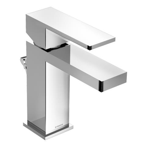 Symmons SLS-3612-0.5 Duro 0.5 GPM Single Hole Bathroom Faucet with - Polished Chrome