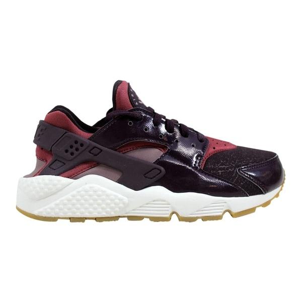 43deef1d126d2 Shop Nike Air Huarache Run Port Wine Taupe Grey 634835-609 Women s ...