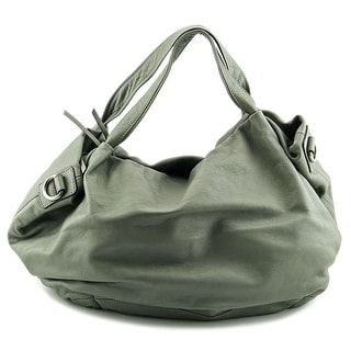 Desiree Lupi Shanelle Hobo Leather Hobo - Gray