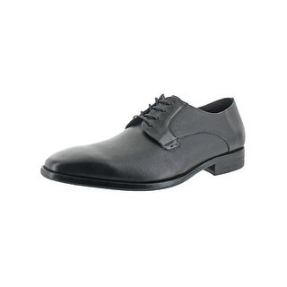 Kenneth Cole Reaction Mens DESIGN21211 Derby Shoes Square Toe Lace-Up