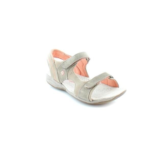 Hush Puppies Zendal QTR Strap Women's Sandals & Flip Flops Taupe