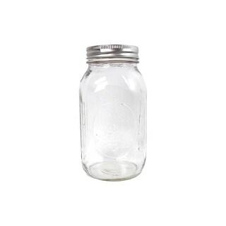 Ball Jar Quart Regular Mouth Clear Single