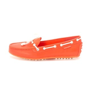 Cole Haan Womens Suzannesam Closed Toe Boat Shoes - 6