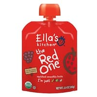 Ella's Kitchen  - The Red One Fruit Smoothie ( 12 - 3 OZ)