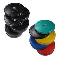 Body-Solid Rubber Bumper Set
