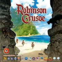 Robinson Crusoe 2e Board Game