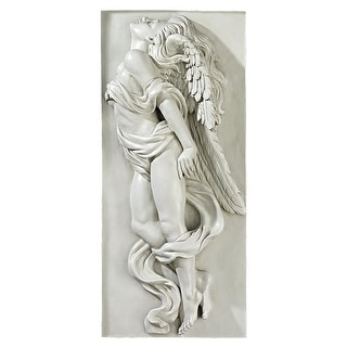 Design Toscano Rapturous Ascent Sculptural Wall Frieze