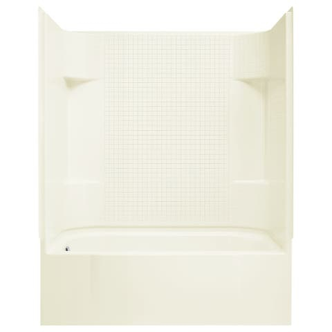 """Sterling 71140112 Accord 60"""" x 31-1/4"""" x 75-1/2"""" Vikrell Shower with"""