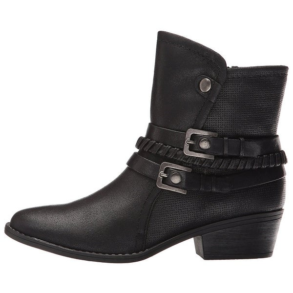 Bare Traps Womens Minay Closed Toe Ankle Fashion Boots