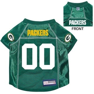 Green Bay Packers Pet Jersey