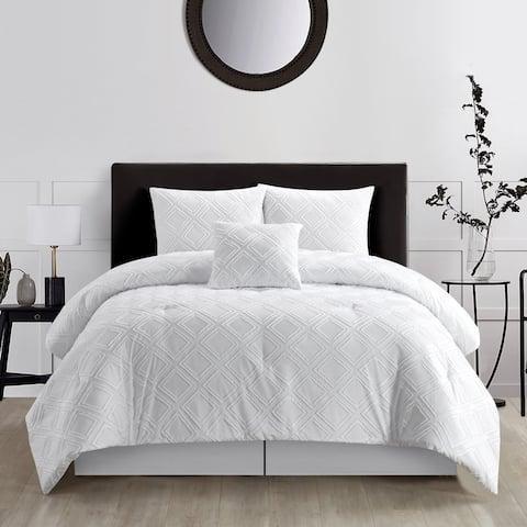 Grand Avenue Allux 5 Piece Comforter Set