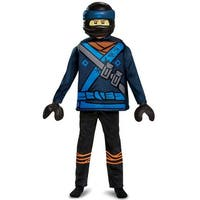 Disguise Jay Movie Deluxe Child Costume - Black/Blue