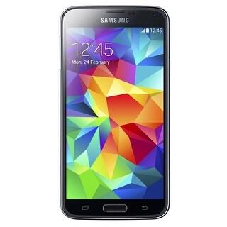 Samsung Galaxy S5 G900A 16GB AT&T Unlocked GSM Phone w/ 16MP Camera - Black (Refurbished)
