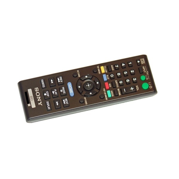 OEM Sony Remote Control Originally Supplied With: BDPBX38, BDP-BX38, BDPS280, BDP-S280, BDPS380, BDP-S380