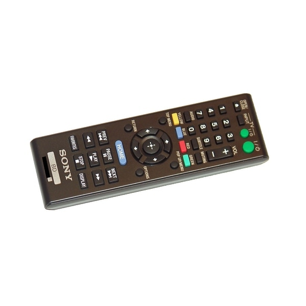 OEM Sony Remote Control Originally Supplied With: BDPS480, BDP-S480, BDPS580, BDP-S580