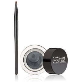 Maybelline New York Eye Studio Lasting Drama Gel Eyeliner, Charcoal [954], 0.106 oz