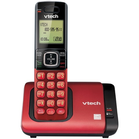 Vtech(R) - Cs6719-16 - Crdls Phn Sstm Cllr Id