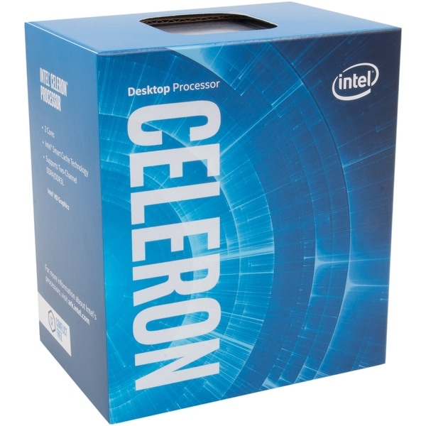 Intel Bx80662g3900 Celeron G3900 2.8 Ghz Dual-Core Lga 1151 Processor