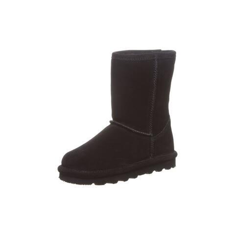 "Bearpaw Outdoor Boots Girls Elle Wide 7"" Shaft NeverWet"