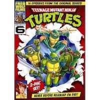 Teenage Mutant Ninja Turtles - Season 6 - DVD