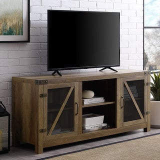 The Gray Barn Kujawa 58-inch TV Stand Console