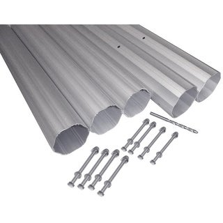 "HydroTools Hexagonal Aluminum Solar Cover Reel Tube Kit - 3"" x 20'"