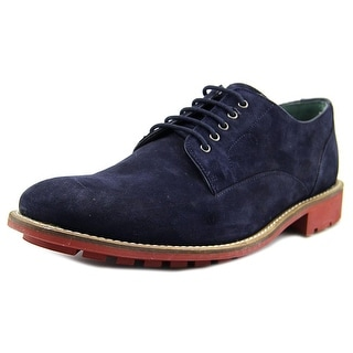 Ted Baker Tich D 2 Men Round Toe Suede Blue Oxford