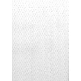Brewster 2780-67461  Paintable Solutions V 56-3/8 Sq. Ft. - Morrison Texture - Pre-Pasted Vinyl Wallpaper - - White