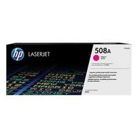 HP 508A Magenta Original LaserJet Toner Cartridge (CF363A)(Single Pack)