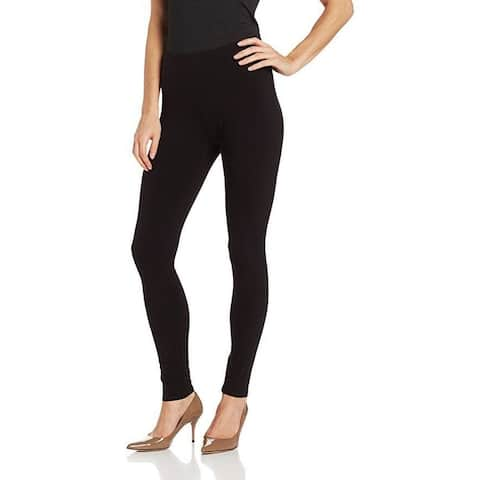 Hue Women's Ultra Legging with Wide Waistband - X-Small