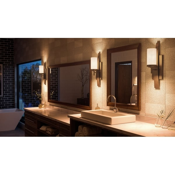 Luxury Rustic Indoor Wall Light 16 H X 4 5 W With