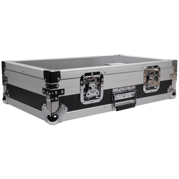"Seismic Audio Pedal Board Case ATA 26"" Storage Rack"