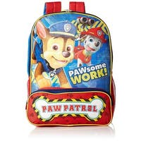 Nickelodeon Boys Paw Patrol Backpack