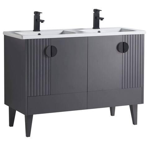 "Venezian 48"" Bathroom Vanity Set"