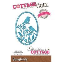 """Cottagecutz Elites Die -Songbirds, 2.1""""X3"""""""