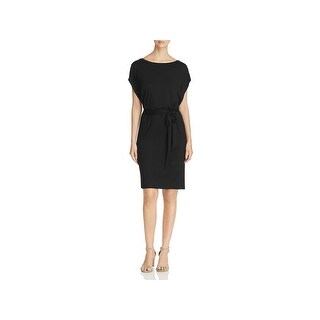 Three Dots Womens Casual Dress Dolman Sleeve Scoop Neck (2 options available)