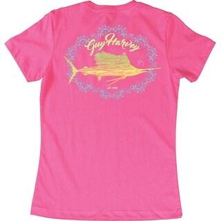 Guy Harvey Womens Sailfish in Motion Shirt