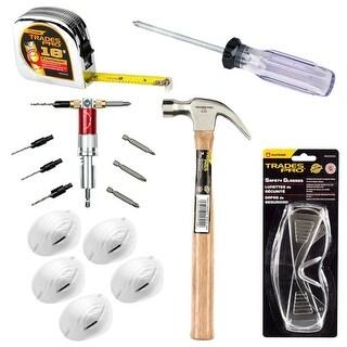 TradesPro Home Tools Combo Kit - 830333