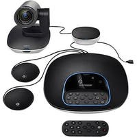 Logitech Cameras 960-001060 Video Conferencing For Mid To Large-Sized Meeting Rooms