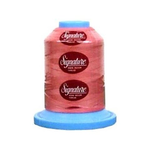 Signature Poly Core Thread 700yd Old Rose