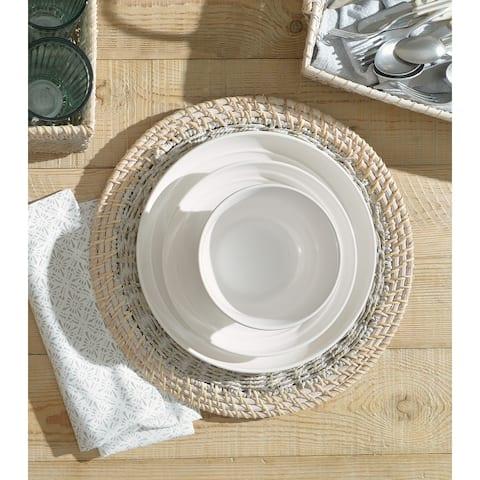 Sango Provence White 12 Piece Set